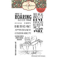 Colorado Craft Company - Lovely Legs Collection - Clear Photopolymer Stamps - 1920's Charleston
