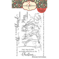 Colorado Craft Company - Lovely Legs Collection - Clear Photopolymer Stamps - Small One
