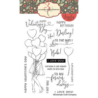 Colorado Craft Company - Lovely Legs Collection - Clear Photopolymer Stamps - I Got You, Babe