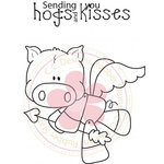 CC Designs - Cling Mounted Rubber Stamps - Cupig