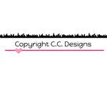 CC Designs - Cutter Dies - Grass Border