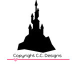 CC Designs - Halloween - Cutter Dies - House on the Hill