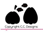 CC Designs - Halloween - Cutter Dies - Pumpkins