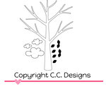 CC Designs - Cutter Dies - Four Season Tree