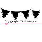 CC Designs - Cutter Dies - Frilly Border