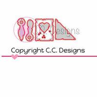 CC Designs - Cutter Dies - Grunge Accessories