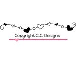 CC Designs - Cutter Dies - Heart Border