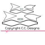 CC Designs - Cutter Dies - Make A Ribbon