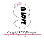 CC Designs - Cutter Dies - Rose Outline