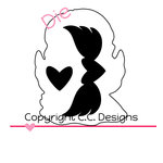 CC Designs - Cutter Dies - Angel Wings Outline
