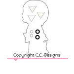 CC Designs - Cutter Dies - Banner Heidi