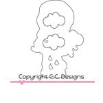 CC Designs - Cutter Dies - Little Cloud