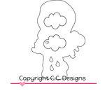CC Designs - Cutter Dies - Little Cloud