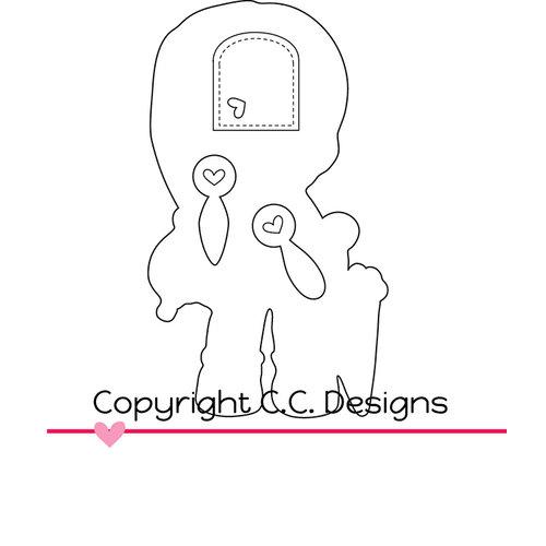 CC Designs - Cutter Dies - Ready for the Rain