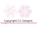 CC Designs - Cutter Dies - Snowflakes