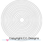 CC Designs - Cutter Dies - Circles