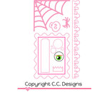 CC Designs - Cutter Dies - Make A Card 8 - Halloween