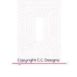 CC Designs - Cutter Dies - Pinky Rectangles