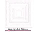CC Designs - Cutter Dies - Squares