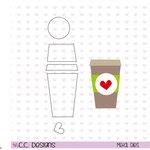 CC Designs - Cutter Dies - Latte