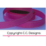 CC Designs - Ribbon - Pink Stitched