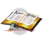 CC Designs - DoveArt Studio Collection - Cling Mounted Rubber Stamps - Bible