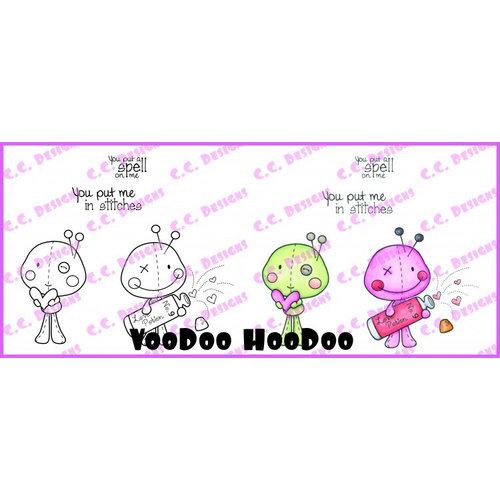 CC Designs Meoples Voodoo HooDoo Stamps