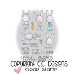 CC Designs - Meoples Collection - Clear Acrylic Stamps - Hops