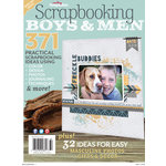Creating Keepsakes - Scrapbooking Boys and Men