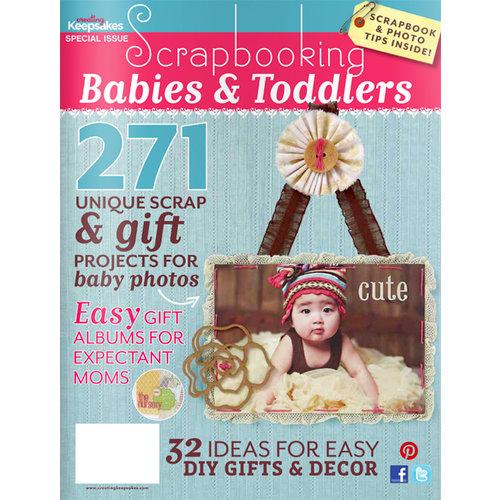 Creating Keepsakes - Scrapbooking Babies and Toddlers