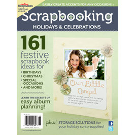 Creating Keepsakes - Scrapbooking Holidays and Celebrations