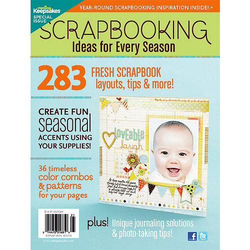 Creating Keepsakes - Scrapbooking Ideas for Every Season
