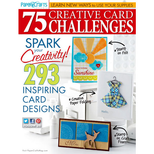 Paper Crafts - 75 Creative Card Challenges