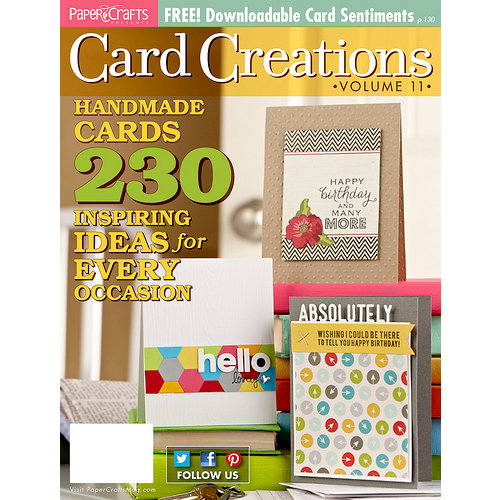 Paper Crafts - Card Creations - Volume 11