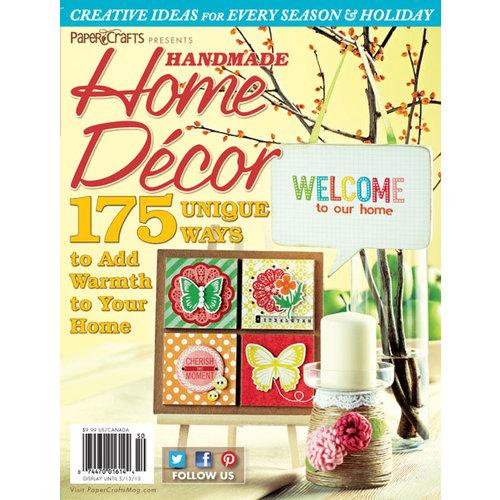 Paper Crafts - Handmade Home Decor
