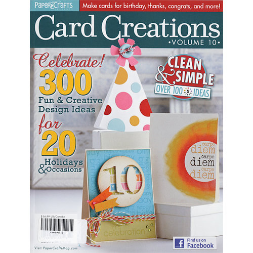 Paper Crafts - Card Creations - Volume 10