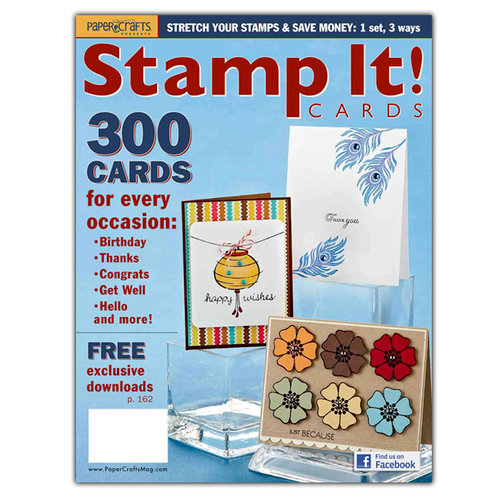 Paper Crafts - Stamp It Cards Idea Book - Volume 8