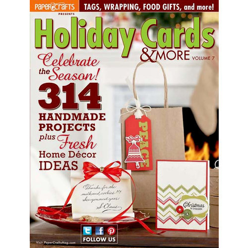 Paper Crafts - Holiday Cards and More - Volume 7