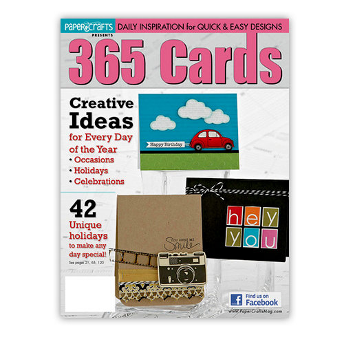 Paper Crafts - 365 Cards