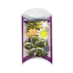 Creative Charms - Bling and Brads Collection - Floral Embellishment Pieces - Spring Medley - Green, CLEARANCE