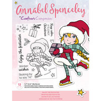 Crafter's Companion - Photopolymer Stamps - Enjoy the Festivities