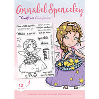 Crafter's Companion - Clear Acrylic Stamps - Make a Wish