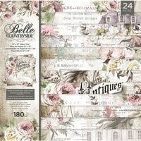 Crafter's Companion - Belle Countryside Collection - 12 x 12 Paper Pad