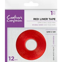 Crafter's Companion - Red Liner Double Sided Tape - Large