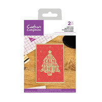 Crafter's Companion - Christmas - Clear Acrylic Stamps - Keep Calm