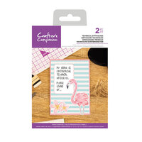 Crafter's Companion - Clear Acrylic Stamps - Technical Difficulties