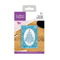 Crafter's Companion - Christmas - Clear Acrylic Stamps - Under The Tree
