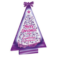 Crafter's Companion - Clear Photopolymer Stamp and Die Set - Christmas - Advent Calendar 2020