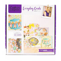 Crafter's Companion - Craft Box 25 - Everyday Cards Kit