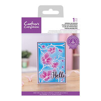 Crafter's Companion - Clear Photopolymer Stamps - Spring Blooms